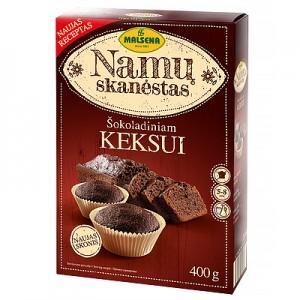 Mišinys keksams šokoladinis 400 g