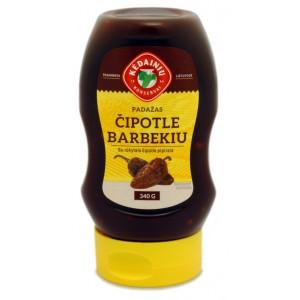 Padažas barbekiu ČIPOTLE KKF, 340 g