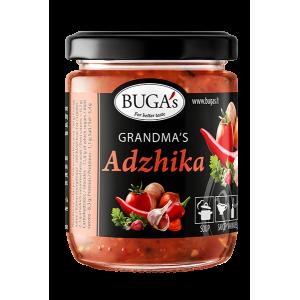 BUGA's kaukazietiška adžika, 160 g
