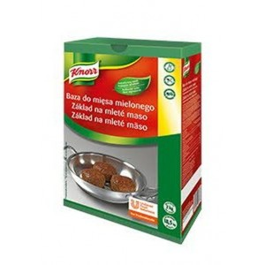 Pagrindas maltai mėsai Knorr, 2 kg