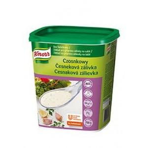 Česnakinis salotų užpilas KNORR, 700 g
