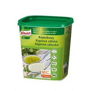 Krapų užpilas salotoms KNORR 800 g