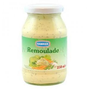 Majonezas Hamker Remoulade 66 %, 500 ml/  480g