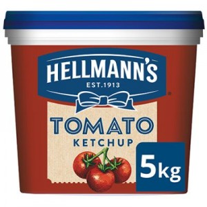 Kečupas Hellmanns, 5 kg