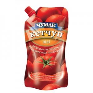 Kečupas aštrus  Čumak  300 g