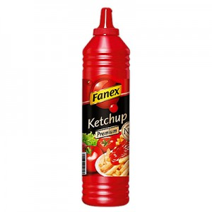 Kečupas FANEX 1,1 kg