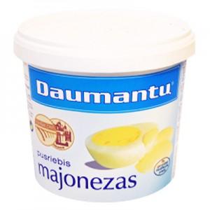 Majonezas Daumantų  34 %, 990g
