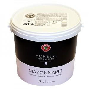 Majonezas Horeca Profesional salotoms KKF,  50 % 10 kg