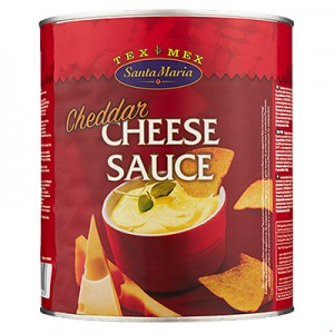 """Čederio """"CHEDDAR""""  sūrio padažas 3 kg"""