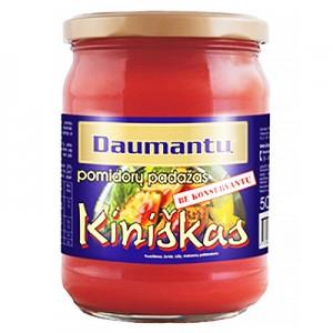 Pomidorų padažas kiniškas Daumantų 500 g