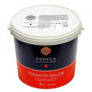 Pomidorų padažas pikantiškas 24 %, 5 kg