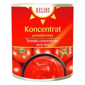 Pasta pomidorų 28/30 % 4,5 kg