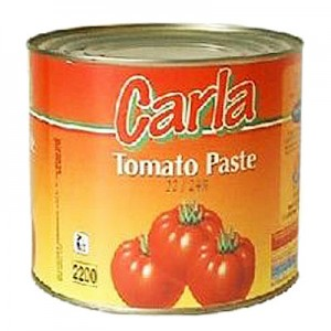 Pasta pomidorų Carla 800 g