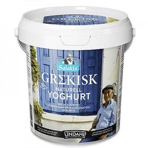 Jogurtas graikiškas 10 %, 1l