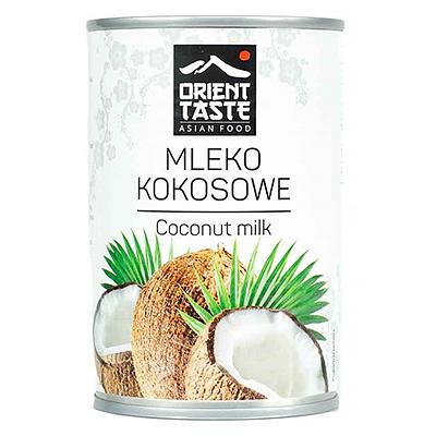 Pienas kokosų, 400ml