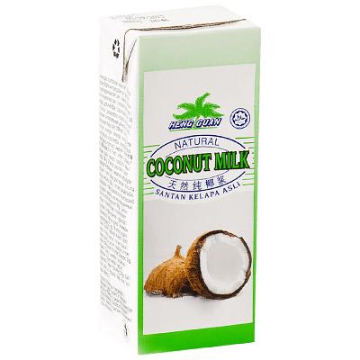 Pienas kokosų Heng Guan, 1l