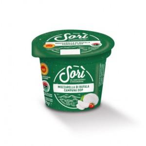 Sūris Mozzarella  Buffalo 45%, 125 g
