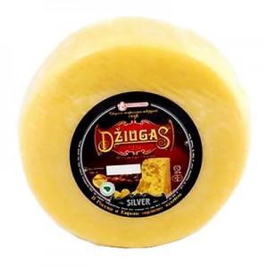 Sūris Džiugas  40 % , galvomis