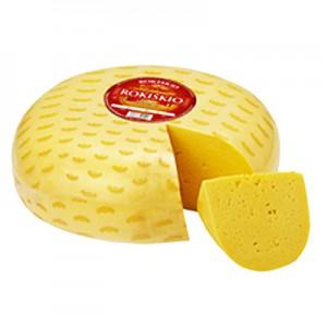 Sūris ferm Rokiškio Premia 45 % galvomis, ~3 kg