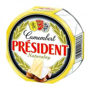 Sūris pelėsinis Camembert 32 %, 120 g