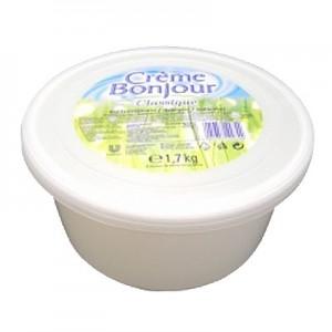 Sūris tepamas Crème Bonjour, Classique 1,7 kg