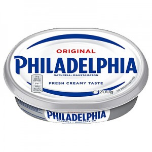 Sūris tepamas varškės Philadelphia, 200 g