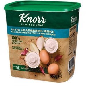 Salotų užpilas kreminis Natural 100% KNORR, 500g