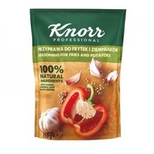 Prieskoniai bulvytėms Natural 100% KNORR,  350g