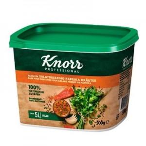 Salotų užpilas paprikinis Natural 100% KNORR,  500g
