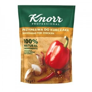 Prieskoniai vištienai Natural 100% KNORR,  350g