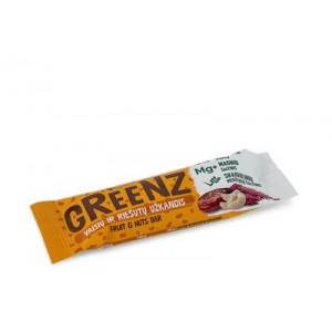 "Saldainiai  ""GREENZ"" su magniu, 31g, (20 vnt)"