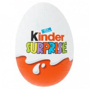 Kinder Surprise šokoladinis kiaušinis, 20 g