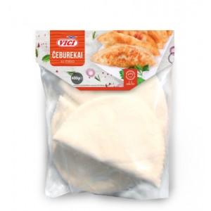 Šaldyti čeburėkai su mėsa 4x100g, 400g