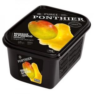 Šaldyta mangų tyrė, 1 kg