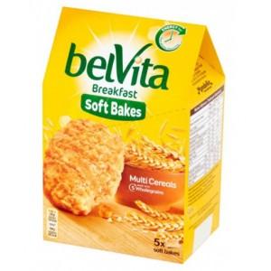 Sausainiai BELVITA su visų grūdo dalių prod., vit. B6 ir magniu, 250 g