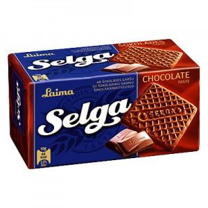 Sausainiai Selga Chocolate 180 g