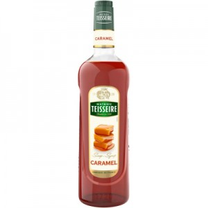 Sirupas Teisseire karamelės, 1 L