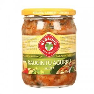 Sriuba raugintų agurkų KKF, 480 g
