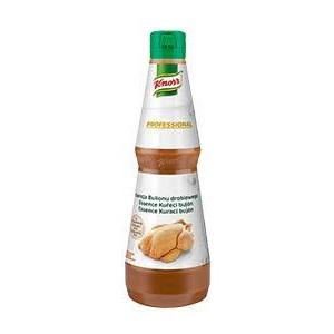 Vištienos  sultinio esencija KNORR, 1 L