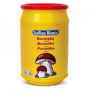 Sultinys grybų Galina Blanca, 1 kg