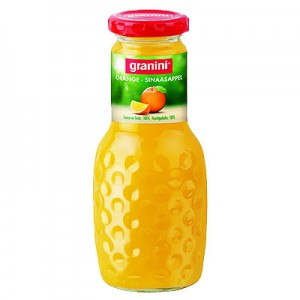 Apelsinų sultys GRANINI, 250 ml