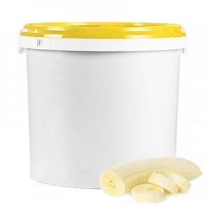 Bananų įdaras pyragams, vaisių kiekis 50 %, 6kg