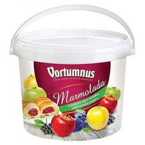 Marmeladas įvairių vaisių 11 kg
