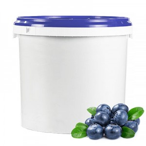 Mėlynių įdaras pyragams, vaisių kiekis 50 %, 6kg