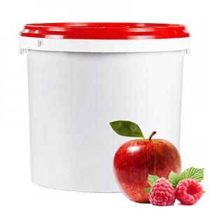 Obuolių-aviečių įdaras, vaisių kiekis 55 %, 6kg