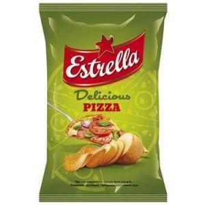 Traškučiai picos skonio, ESTRELLA, 75 g