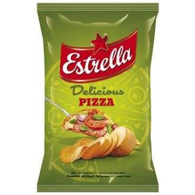 Traškučiai picos skonio,ESTRELLA, 75 g