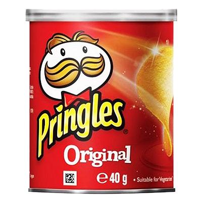 Traškučiai Pringles 40 g