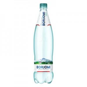 Mineralinis vanduo gazuotas BORJOMI, 1 L