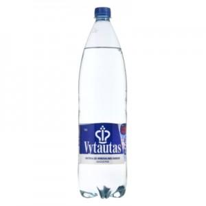 Mineralinis vanduo gazuotas VYTAUTAS, 1,5 L